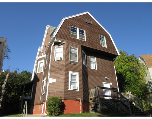 Multi-Family Home for Sale at 7 Boardman Street Worcester, Massachusetts 01606 United States
