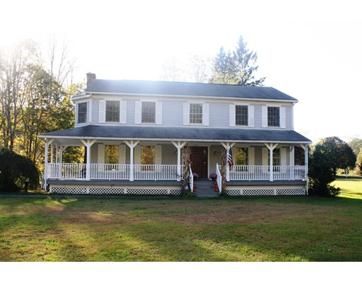 Single Family Home for Sale at 764 Brattleboro Road 764 Brattleboro Road Bernardston, Massachusetts 01337 United States