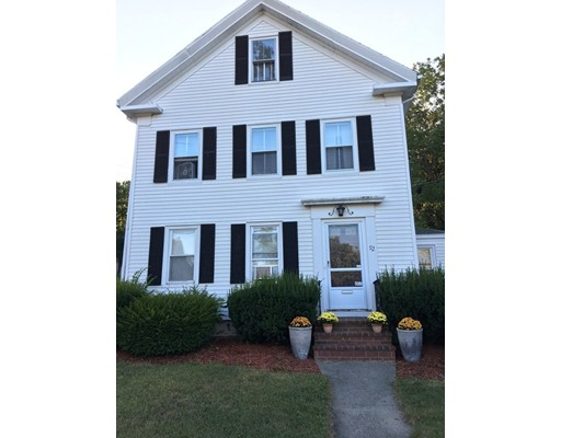 Single Family Home for Rent at 92 Oak Street Middleboro, 02346 United States