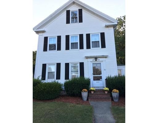 شقة للـ Rent في 92 Oak St #1 92 Oak St #1 Middleboro, Massachusetts 02346 United States