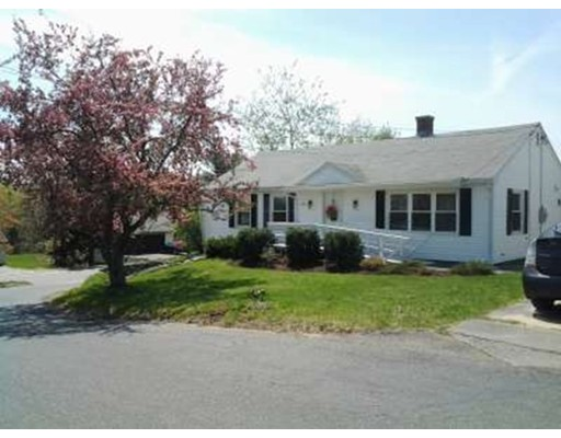 Single Family Home for Rent at 409 South Street Shrewsbury, Massachusetts 01545 United States