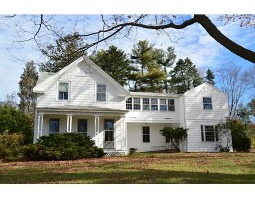 Single Family Home for Sale at 1460 Canton Avenue 1460 Canton Avenue Milton, Massachusetts 02186 United States