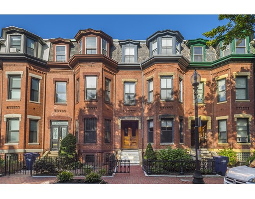 Multi-Family Home for Sale at 20 Worthington Street 20 Worthington Street Boston, Massachusetts 02120 United States