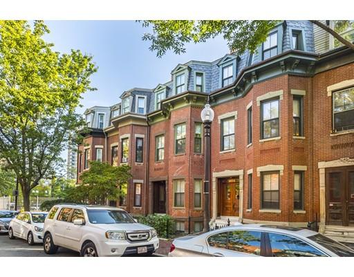 多戶家庭房屋 為 出售 在 25 Worthington Street 25 Worthington Street Boston, 麻塞諸塞州 02120 美國