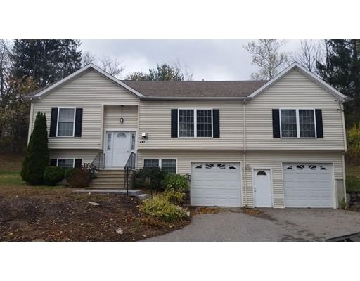 واحد منزل الأسرة للـ Rent في 241 Quaboag St #1 241 Quaboag St #1 Warren, Massachusetts 01083 United States