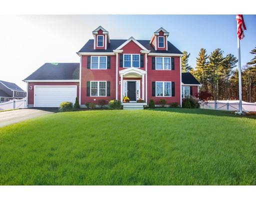 Casa Unifamiliar por un Venta en 104 Kerry Lane 104 Kerry Lane Dighton, Massachusetts 02715 Estados Unidos