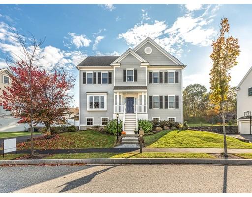 Maison unifamiliale pour l Vente à 5 Amanda Way 5 Amanda Way Salem, Massachusetts 01970 États-Unis