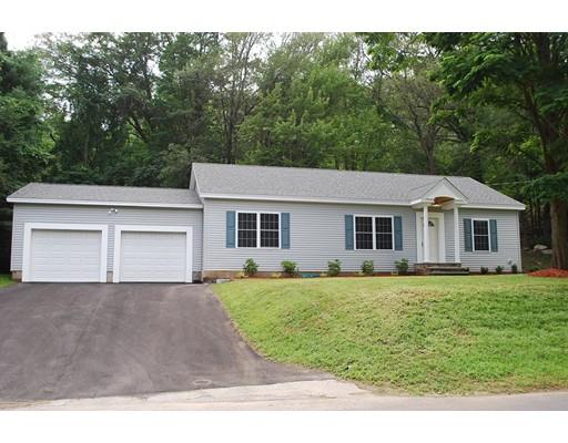 Single Family Home for Rent at 22 Burnett Street 22 Burnett Street Auburn, Massachusetts 01501 United States