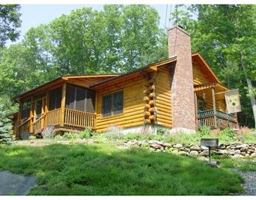 Single Family Home for Sale at 75 Old Belchertown Road 75 Old Belchertown Road Ware, Massachusetts 01082 United States