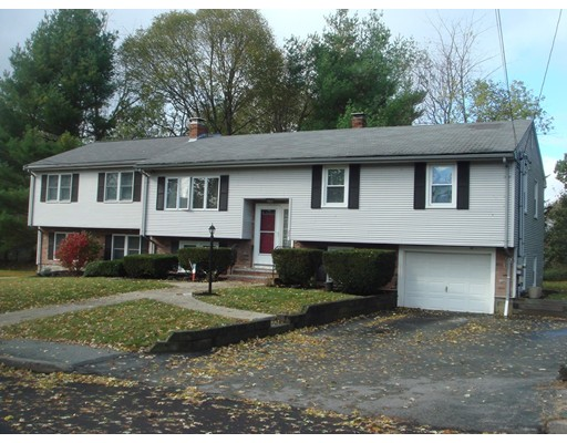 Single Family Home for Sale at 22 Jordan Circle 22 Jordan Circle Braintree, Massachusetts 02184 United States