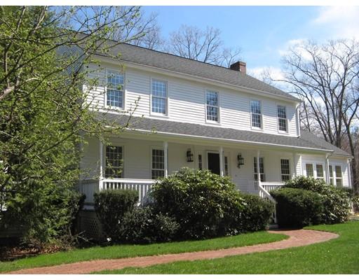 Casa Unifamiliar por un Venta en 4 Lundvall 4 Lundvall Mendon, Massachusetts 01756 Estados Unidos