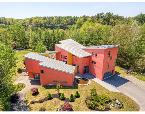 Single Family Home for Sale at 49 Equestrian Drive North Andover, Massachusetts 01845 United States