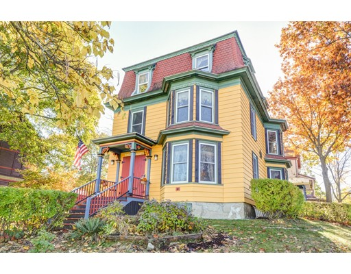 Single Family Home for Sale at 339 School Street 339 School Street Athol, Massachusetts 01331 United States