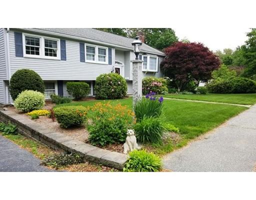 Maison unifamiliale pour l Vente à 37 Bruce Avenue 37 Bruce Avenue Shrewsbury, Massachusetts 01545 États-Unis