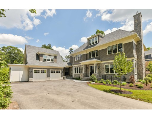 Single Family Home for Sale at 23 Crafts Brookline, 02467 United States