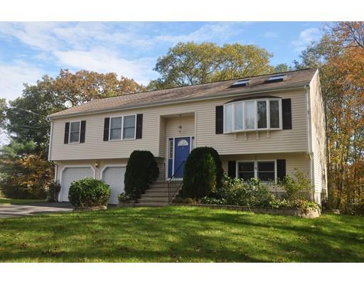 Maison unifamiliale pour l Vente à 9 Walter P Martin Circle 9 Walter P Martin Circle Randolph, Massachusetts 02368 États-Unis