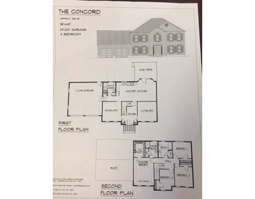 واحد منزل الأسرة للـ Sale في 121 Clement Road 121 Clement Road Pelham, New Hampshire 03076 United States