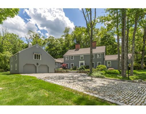 Single Family Home for Sale at 11 Stinson Road 11 Stinson Road Andover, Massachusetts 01810 United States