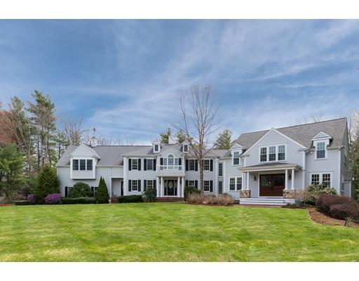 واحد منزل الأسرة للـ Sale في 182 River Road 182 River Road Hanover, Massachusetts 02339 United States