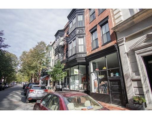 独户住宅 为 出租 在 16 Union Park Street 波士顿, 马萨诸塞州 02118 美国