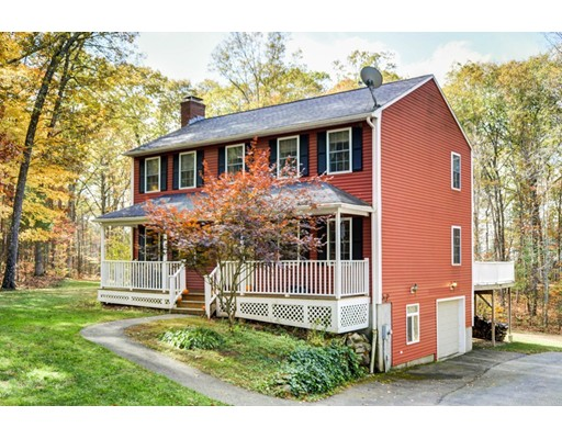 Частный односемейный дом для того Продажа на 9 Birch Hill Road 9 Birch Hill Road North Brookfield, Массачусетс 01535 Соединенные Штаты