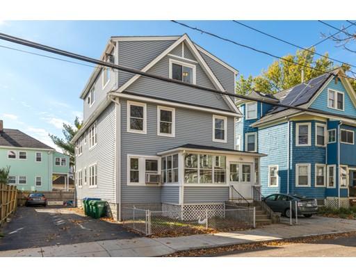 Multi-Family Home for Sale at 66 Marshall Street 66 Marshall Street Medford, Massachusetts 02155 United States