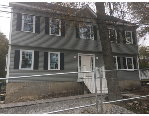 Single Family Home for Sale at 143 Wright Street Arlington, Massachusetts 02474 United States