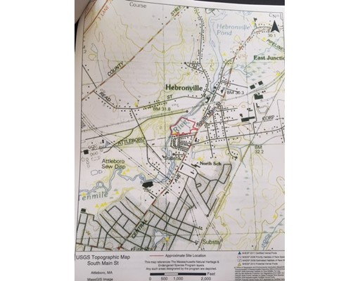 Land for Sale at 1253 South Main Street Attleboro, 02703 United States