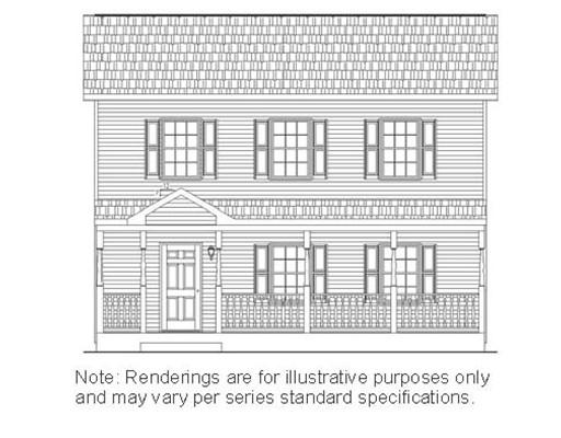 独户住宅 为 销售 在 Calvin Calvin Attleboro, 马萨诸塞州 02703 美国