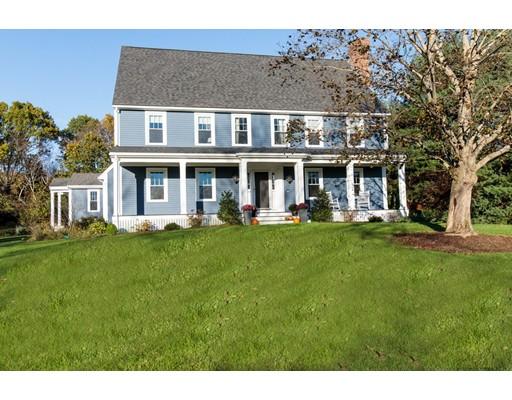 Частный односемейный дом для того Продажа на 135 Everett Street 135 Everett Street Natick, Массачусетс 01760 Соединенные Штаты
