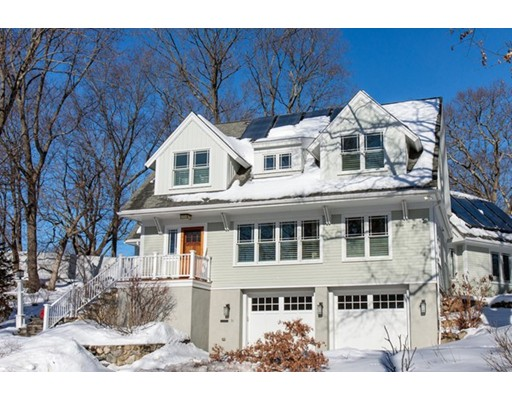 Single Family Home for Sale at 51 Avon Road 51 Avon Road Wellesley, Massachusetts 02482 United States
