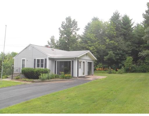 Casa Unifamiliar por un Alquiler en 6 Old Mill Road 6 Old Mill Road Harvard, Massachusetts 01451 Estados Unidos