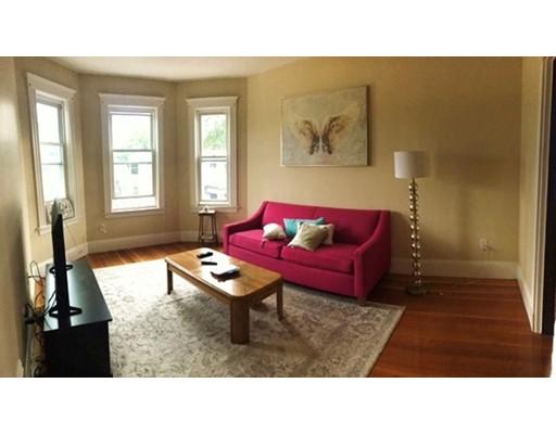 Casa Unifamiliar por un Alquiler en 36 saint Margaret Street Boston, Massachusetts 02125 Estados Unidos