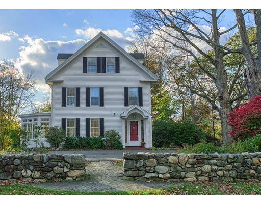 Single Family Home for Sale at 231 Chestnut Street 231 Chestnut Street North Andover, Massachusetts 01845 United States