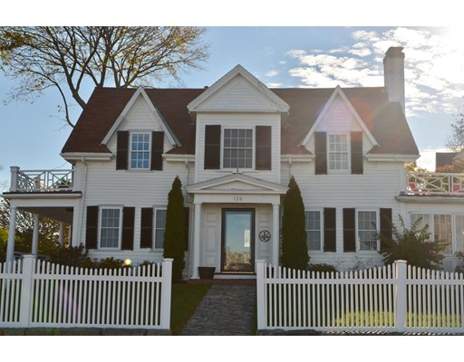 Single Family Home for Sale at 120 Puritan Road 120 Puritan Road Swampscott, Massachusetts 01907 United States