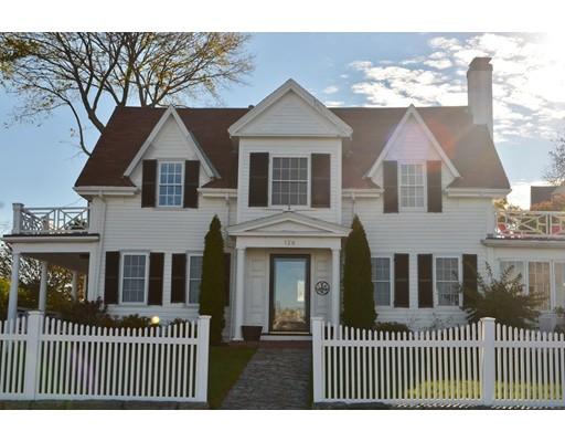 Maison unifamiliale pour l Vente à 120 Puritan Road 120 Puritan Road Swampscott, Massachusetts 01907 États-Unis
