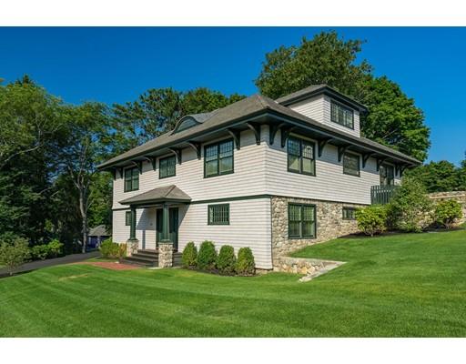 Single Family Home for Sale at 210 ATLANTIC AVENUE 210 ATLANTIC AVENUE Marblehead, Massachusetts 01945 United States