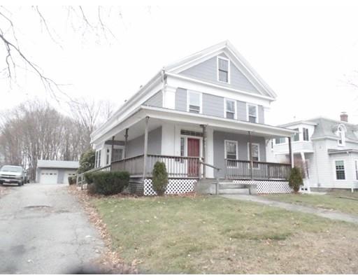 Multi-Family Home for Sale at 318 School Street Webster, Massachusetts 01570 United States