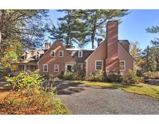 Частный односемейный дом для того Продажа на 315 Garfield Road 315 Garfield Road Concord, Массачусетс 01742 Соединенные Штаты