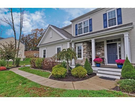 Частный односемейный дом для того Продажа на 71 Farrington Avenue 71 Farrington Avenue Wrentham, Массачусетс 02093 Соединенные Штаты