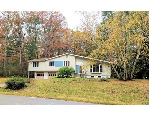 Частный односемейный дом для того Продажа на 158 Barton Drive 158 Barton Drive Sudbury, Массачусетс 01776 Соединенные Штаты