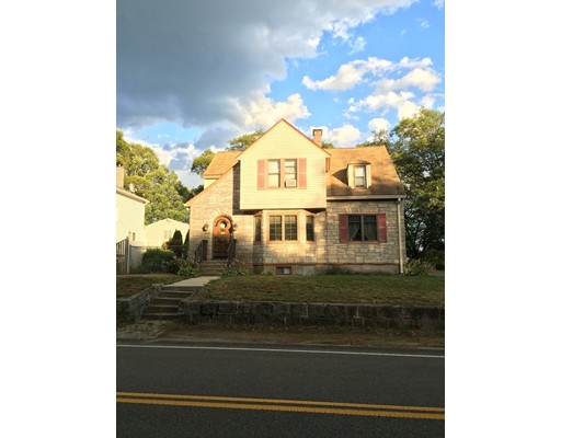 Single Family Home for Sale at 239 Allen Street Randolph, 02368 United States