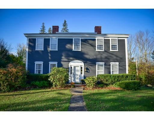 Casa Unifamiliar por un Venta en 9 Wellington Road 9 Wellington Road Templeton, Massachusetts 01468 Estados Unidos