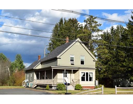 独户住宅 为 销售 在 499 E Main Street 499 E Main Street Orange, 马萨诸塞州 01364 美国