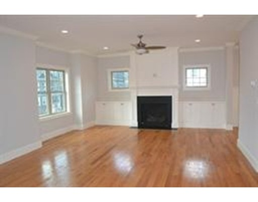 Single Family Home for Rent at 198 Lowell Street 198 Lowell Street Waltham, Massachusetts 02453 United States
