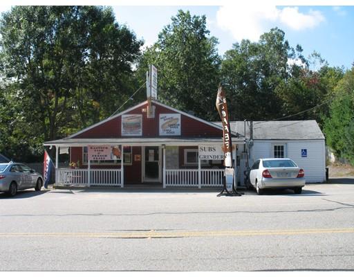 Коммерческий для того Продажа на 529 East County Rd (RT68) 529 East County Rd (RT68) Rutland, Массачусетс 01543 Соединенные Штаты