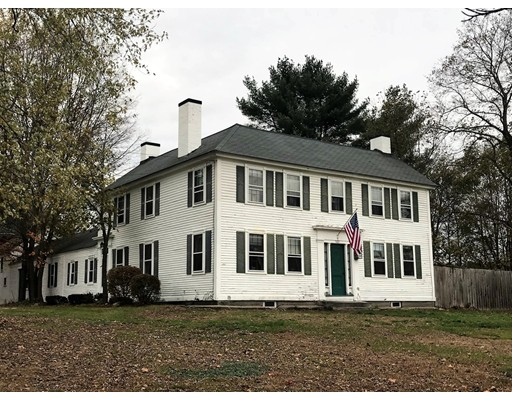Single Family Home for Sale at 503 Main Street 503 Main Street Dunstable, Massachusetts 01827 United States
