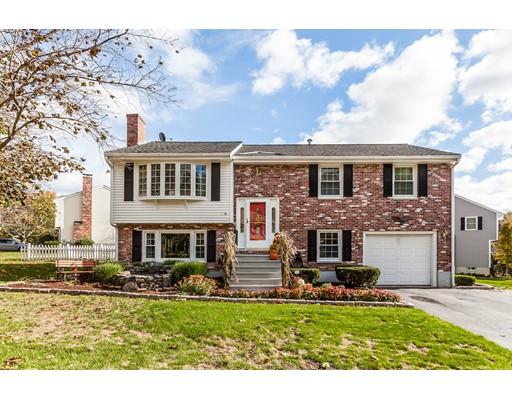Maison unifamiliale pour l Vente à 34 Wood Lane 34 Wood Lane Maynard, Massachusetts 01754 États-Unis