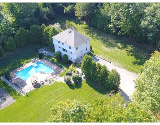 Maison unifamiliale pour l Vente à 152 Fitchburg 152 Fitchburg Townsend, Massachusetts 01469 États-Unis