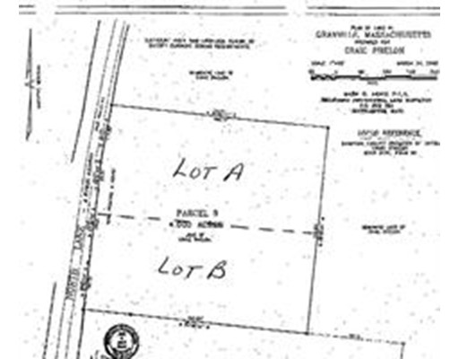 Land for Sale at North Lane North Lane Granville, Massachusetts 01034 United States